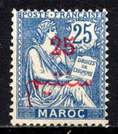 MAROC - 32* - TYPE MOUCHON - Maroc (1891-1956)