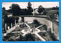 CONFLANS Sur SEINE  51  Jardin Du Presbytère En 1974 ( Voir Dos ) - Autres Communes