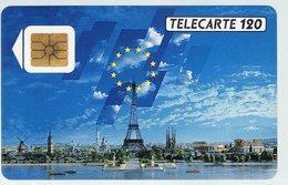 F104 Dimension Européenne 120 Unités 4 Pe N°2672 - 1989