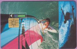 Télécarte Pays-Bas °° Windsurf - So6 - 10 - 5599 - RV - Pays-Bas