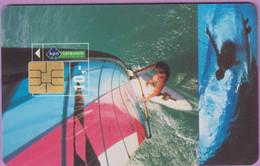 Télécarte Pays-Bas °° Windsurf - So6 - 10 - 0151 - RV - Pays-Bas