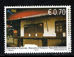 Kosovo, Yv 130  Jaar 2013, Gestempeld, Zie Scan - Kosovo