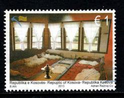 Kosovo, Yv 131  Jaar 2013, Hogere Waarde,  Gestempeld, Zie Scan - Kosovo