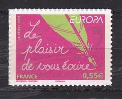 Autoadhésif N° 207**  L'écriture - France