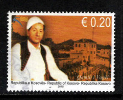 Kosovo, Yv 199A  Jaar 2015,  Gestempeld, Zie Scan - Kosovo