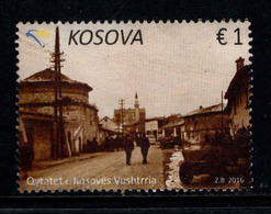 Kosovo, Yv 200  Jaar 2016,  Gestempeld, Zie Scan - Kosovo