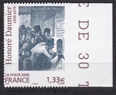 Autoadhésif N° 224** Honoré Daumier - France