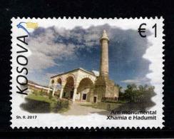 Kosovo, Yv  256 Uit Blok Jaar 2017,  Hogere Waarde,  Gestempeld, Zie Scan - Kosovo