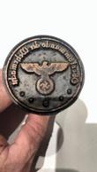 """Alter Stempel 'Oberkommando Der Wehrmacht"""" Mit Reichsadler ! TOP - Autres Collections"""