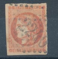 N° 48 ROUGE SANG CLAIR. - 1870 Uitgave Van Bordeaux