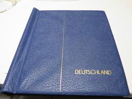 BERLIN  Posten  O /  ** /  MARKEN  Auf  LEUCHTTURM  FALZLOS - VORDRUCKTEXT  Im  KLEMMBINDER - Timbres