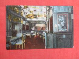 Nordd Lloyd Bremen-- Kronprinz Wilhelm    Rauchsalon I Klasse  Ref 3103 - Dampfer