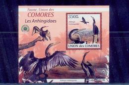 Comoros/2009 Rare Sea Birds Series/mnh.good Condition - Cranes And Other Gruiformes