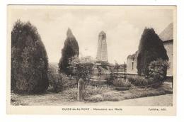 AISNE  /  CUISY-en-ALMONT  /  MONUMENT  AUX  MORTS  /  Edit.  LECLÈRE - France