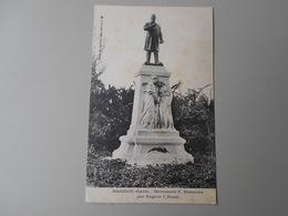 GARD BRIGNON MONUMENT F. DESMONS PAREUGENE L'HOEST - France