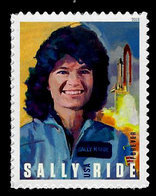 USA, 2018, 5283,Sally Ride, Astronaut, Single Forever, MNH, VF - Unused Stamps