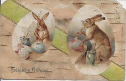 Frohliche Ostern-MO - Pâques