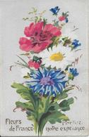 Fleurs De France Portez Notre Espérance-MO - Fleurs