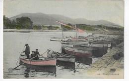 83 - CARQUEIRANNE - Animée + Barques (M141) - Carqueiranne