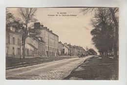 CPSM JUVISY SUR ORGE (Essonne) - Avenue De La Cour De France - Juvisy-sur-Orge