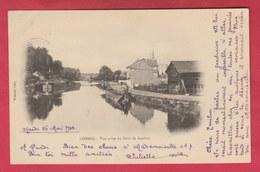 Lobbes - Vue Prise Du Pont De Sambre - 1903 (voir Verso ) - Lobbes