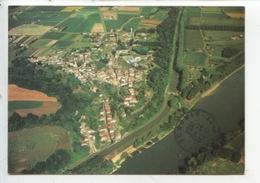 Meilhan Sur Garonne Vue Générale : Site Camping Piscine équipements Loisirs (coll Mairie) Aérienne - Meilhan Sur Garonne