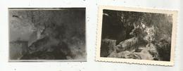 Photographie Et Son Négatif , 9 X 6 , LE PAS DU MIROIR , SAINT LEON SUR VEZERE , DORDOGNE - Lugares