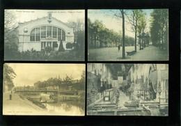 Lot De 60 Cartes Postales De Belgique  Gand     Lot Van 60 Postkaarten Van België  Gent - 60 Scans - Cartes Postales
