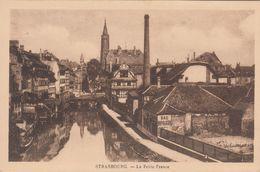 Cp , 67 , STRASBOURG , La Petite France - Strasbourg