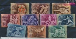 Ungarn 1129-1138 (kompl.Ausg.) Mit Falz 1950 Sport (9269487 - Nuevos