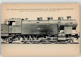 52905949 - 1-D 1 Heissdampf-Gueterzugs-Tenderlokomotive - Trains