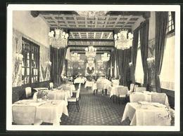 AK Wien, Speisesaal Im Hotel Sacher - Ohne Zuordnung