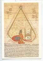 Sultan III Selim'in  Tugrasi 1794 - Tugra  Turkie (cp Double Vierge) Illuminures Miniature - Arts
