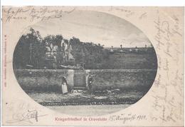 19224 - Kriegerfriedhof -in  Gravelotte - Oorlogsbegraafplaatsen