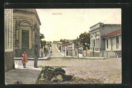 AK Paraguay, Asuncion - Paraguay