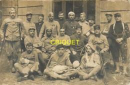 Guerre 14-18, Carte Photo De Poilus Blessés Et Mutilés - Guerre 1914-18
