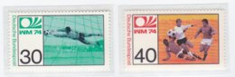 Germany 1974 FIFA World Cup Football In Germany  MNH/** (G30A) - Coppa Del Mondo