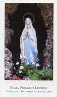 Acquate (Lecco) - Santino BEATA VERGINE DI LOURDES - PERFETTO P87 - Religion & Esotérisme
