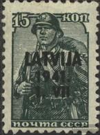Latvia (German.cast.2.world.) 3 Unmounted Mint / Never Hinged 1941 Latvija - Occupation 1938-45
