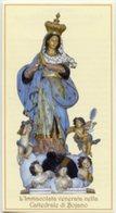 Bojano (Campobasso) - Santino MARIA VERGINE IMMACOLATA - PERFETTO P87 - Religion & Esotérisme