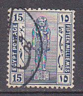 A0417 - EGYPTE EGYPT Yv N°64 - 1915-1921 Protectorat Britannique