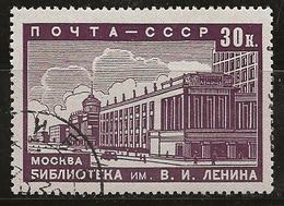 Russie 1939 N° Y&T :  700 Obl. - 1923-1991 URSS