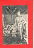 THAILANDE Cpa Animée Une Femme Siamoise Du Roi     20 - Thailand