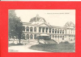 SAIGON Cpa Palais Du Gouverneur Général        1 Edit Planté - Vietnam