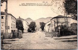 43 RETOURNAC - Le Passage à Niveau, Avenue D'Yssingeaux - Retournac