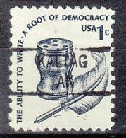 USA Precancel Vorausentwertung Preo, Locals Alaska, Kaltag 841 - Vereinigte Staaten