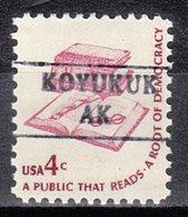 USA Precancel Vorausentwertung Preo, Locals Alaska, Koyukuk 882 - Vereinigte Staaten