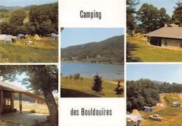 """La Salvetat-sur-Agout - Camping Caravaning """"les Bouldoïres"""" Situé Au Bord Du Lac De La Raviège - La Salvetat"""