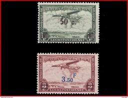 Congo PA 0016/17 SG Sans Gomme Without Gum - Congo Belge