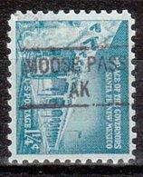 USA Precancel Vorausentwertung Preo, Locals Alaska, Moose Pass 841 - Vereinigte Staaten